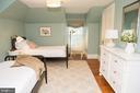 3rd floor bedroom - 3521 BUCKEYSTOWN PIKE, BUCKEYSTOWN