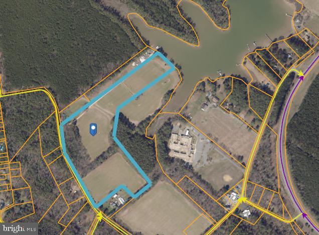Land for Sale at Tall Timbers, Maryland 20690 United States