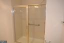 Master Bath Shower - 96 HARBORTON LN, FREDERICKSBURG