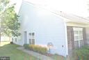 Side yard - 96 HARBORTON LN, FREDERICKSBURG