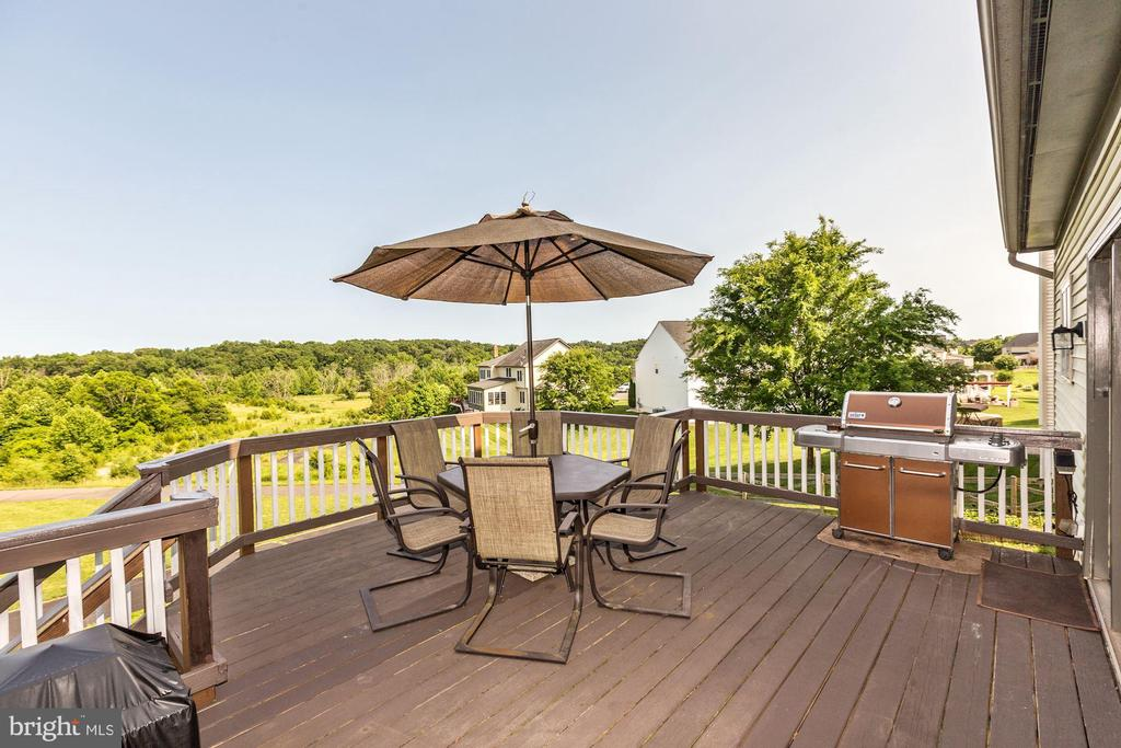 Beautiful views from every direction - 8823 BARN OWL CT, GAINESVILLE