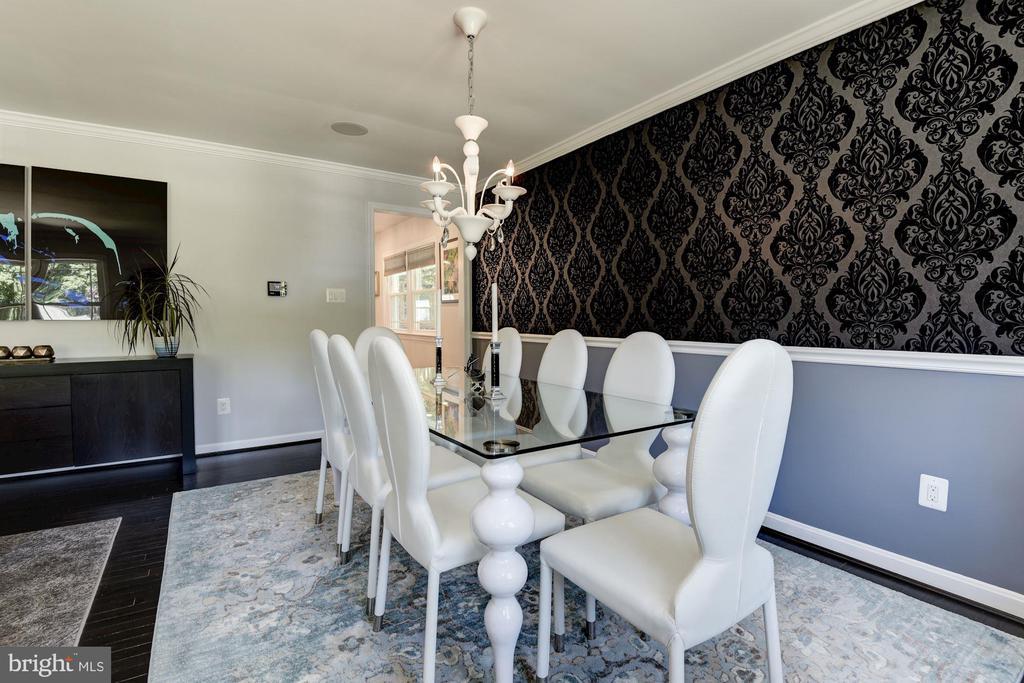 Dining Room Area - 905 N HOWARD ST, ALEXANDRIA