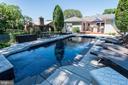 Backyard Oasis w/ Luxurious Heated Salt Water Pool - 905 N HOWARD ST, ALEXANDRIA