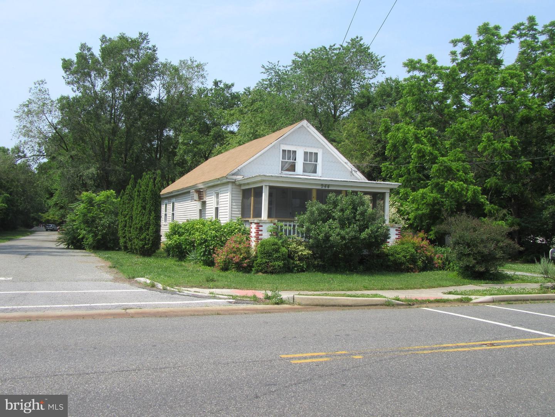 Single Family Homes pour l Vente à Dividing Creek, New Jersey 08315 États-Unis