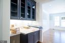 wine fridge will be added to butler's pantry - 2320 N VERNON ST, ARLINGTON