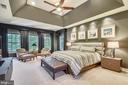 Master Bedroom - 43483 FIRESTONE PL, LEESBURG