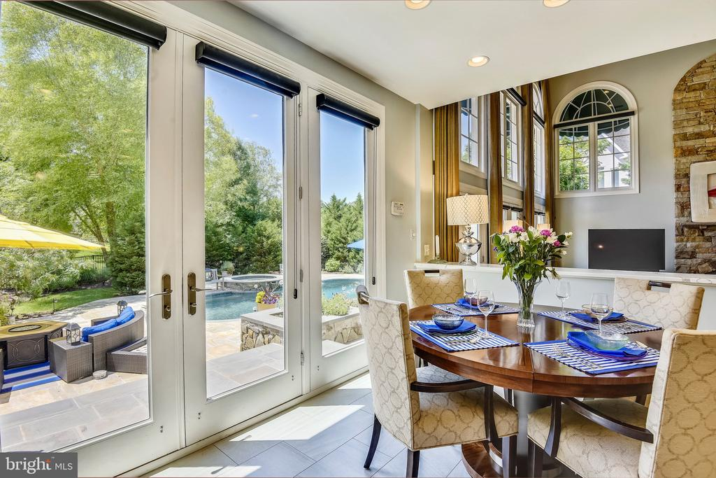Breakfast with a view - 43483 FIRESTONE PL, LEESBURG