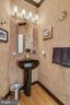 Powder Room - 43483 FIRESTONE PL, LEESBURG