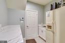 Mud Room with Quartz counter - 43483 FIRESTONE PL, LEESBURG