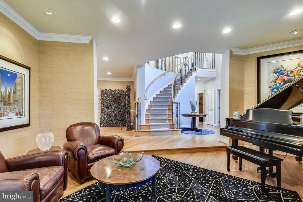 Living Room - 43483 FIRESTONE PL, LEESBURG