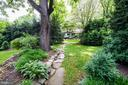 So many plants to enjoy! - 9587 BRONTE DR, BURKE