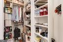 Entry Way Storage Closet - 7250 DARBY DOWNS #J, ELKRIDGE