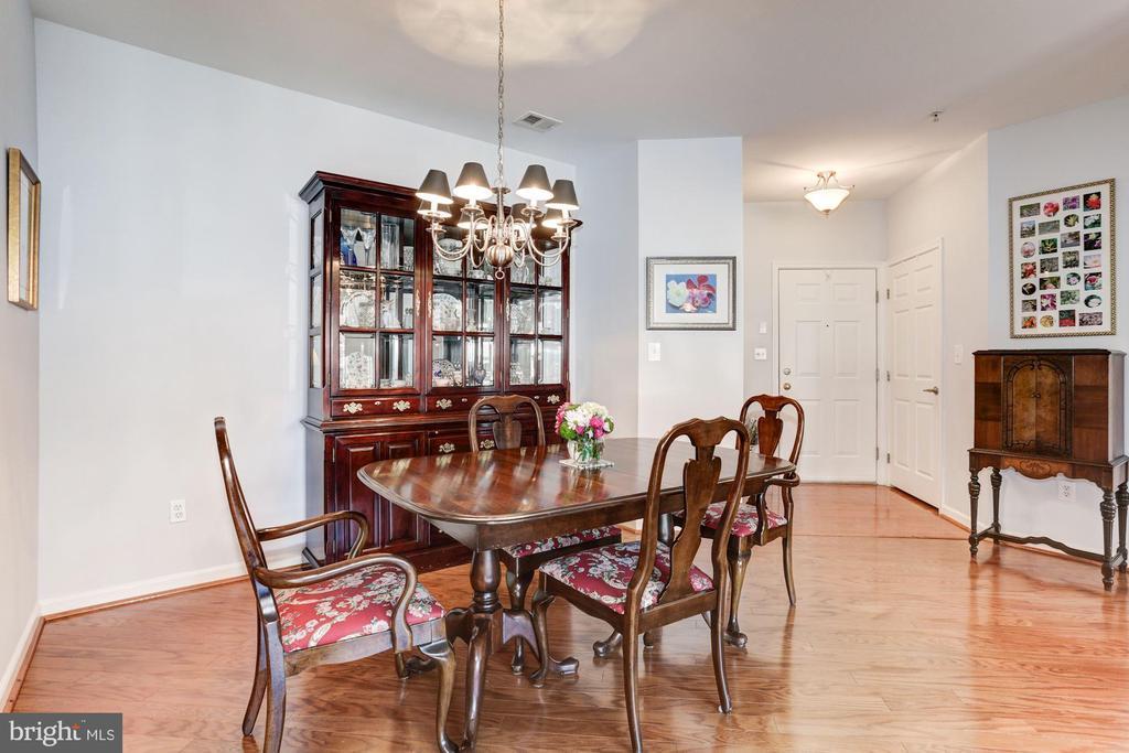 Dining room - 7250 DARBY DOWNS #J, ELKRIDGE