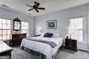 Spacious Master Bedroom - 7250 DARBY DOWNS #J, ELKRIDGE