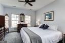 New carpet in Bedrooms - 7250 DARBY DOWNS #J, ELKRIDGE