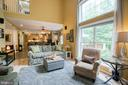 Huge windows for lots of natural light - 25 SMITH LAKE DR, STAFFORD