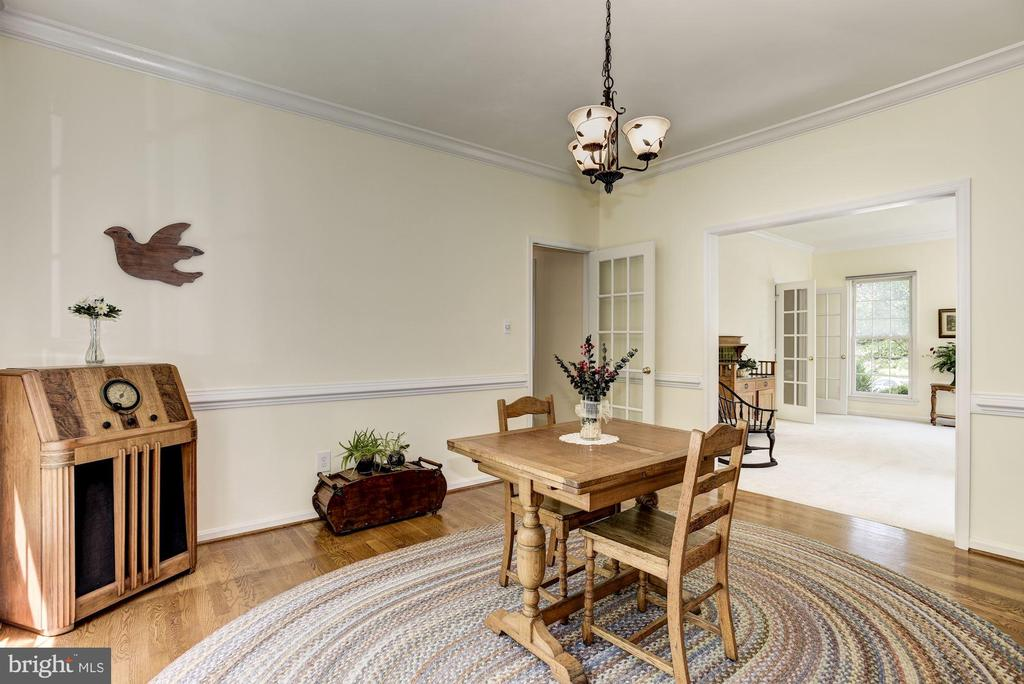 Formal Dining Room - 21099 RAINTREE CT, ASHBURN
