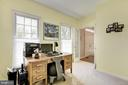 First floor Office/Study - 21099 RAINTREE CT, ASHBURN