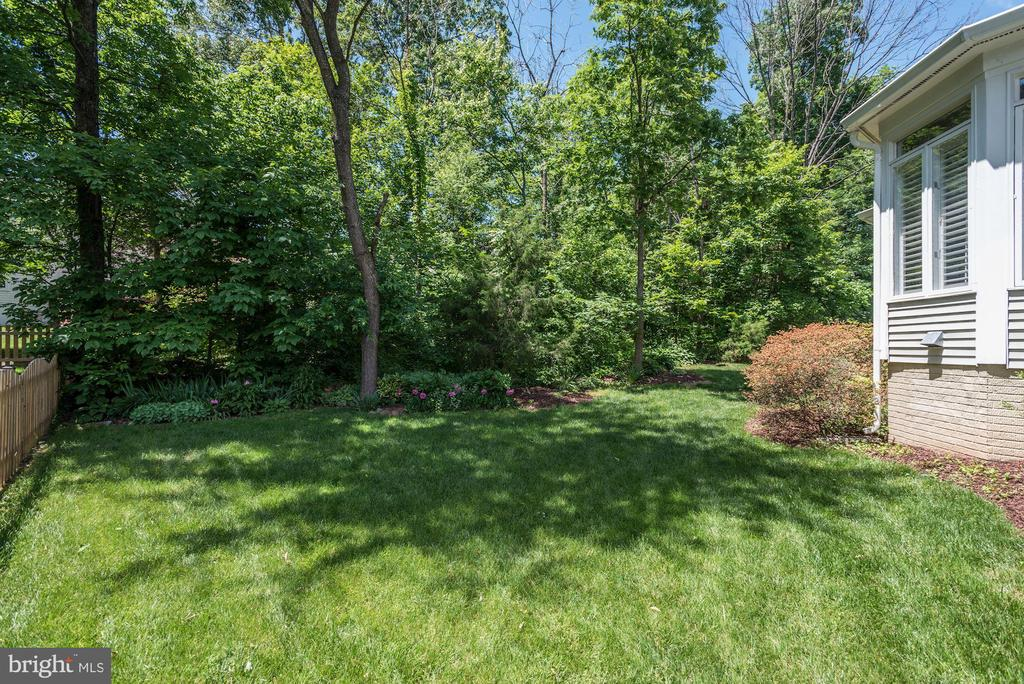 Gorgeous Private Tree Filled Lot - 21099 RAINTREE CT, ASHBURN