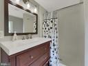 Full Hall Bathroom - 6823 BUCKINGHAM LN, BUCKEYSTOWN