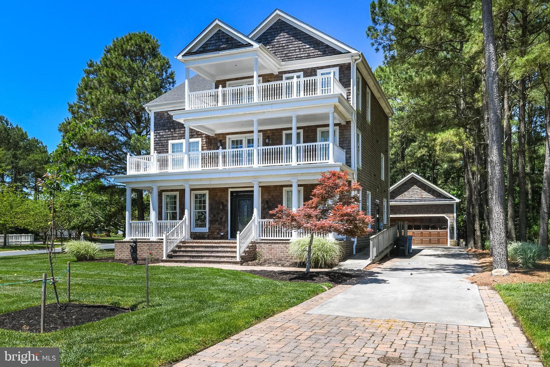 Single Family Homes vì Bán tại Ocean Pines, Maryland 21811 Hoa Kỳ