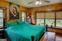 Main level master suite - 34876 PAXSON RD, ROUND HILL