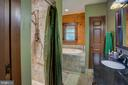 Main level master bathroom - 34876 PAXSON RD, ROUND HILL