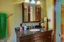 Master bath vanity - 34876 PAXSON RD, ROUND HILL