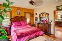 Main level master bedroom 2 - 34876 PAXSON RD, ROUND HILL