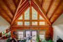 Timberframe construction! - 34876 PAXSON RD, ROUND HILL