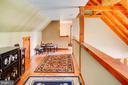 Upper level loft - 34876 PAXSON RD, ROUND HILL