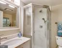 En-suite ll bathroom - 4833 28TH ST S #A, ARLINGTON