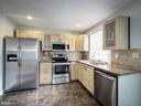 Beautiful Kitchen with new appliances - 5108 D ST SE, WASHINGTON