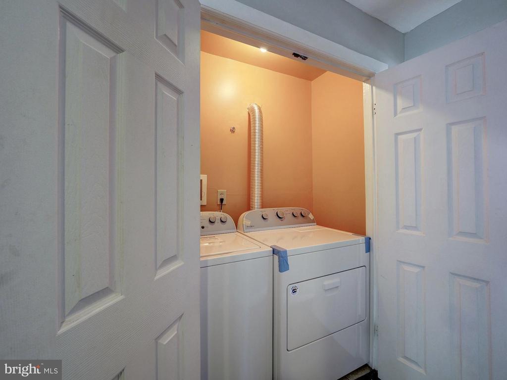 Laundry room - 5108 D ST SE, WASHINGTON
