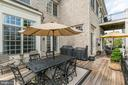 Multiple Levels of Decks & Patios - 18278 RIVIERA WAY, LEESBURG