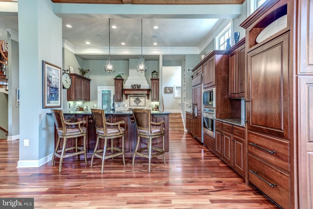 Eat-In Kitchen - 18278 RIVIERA WAY, LEESBURG