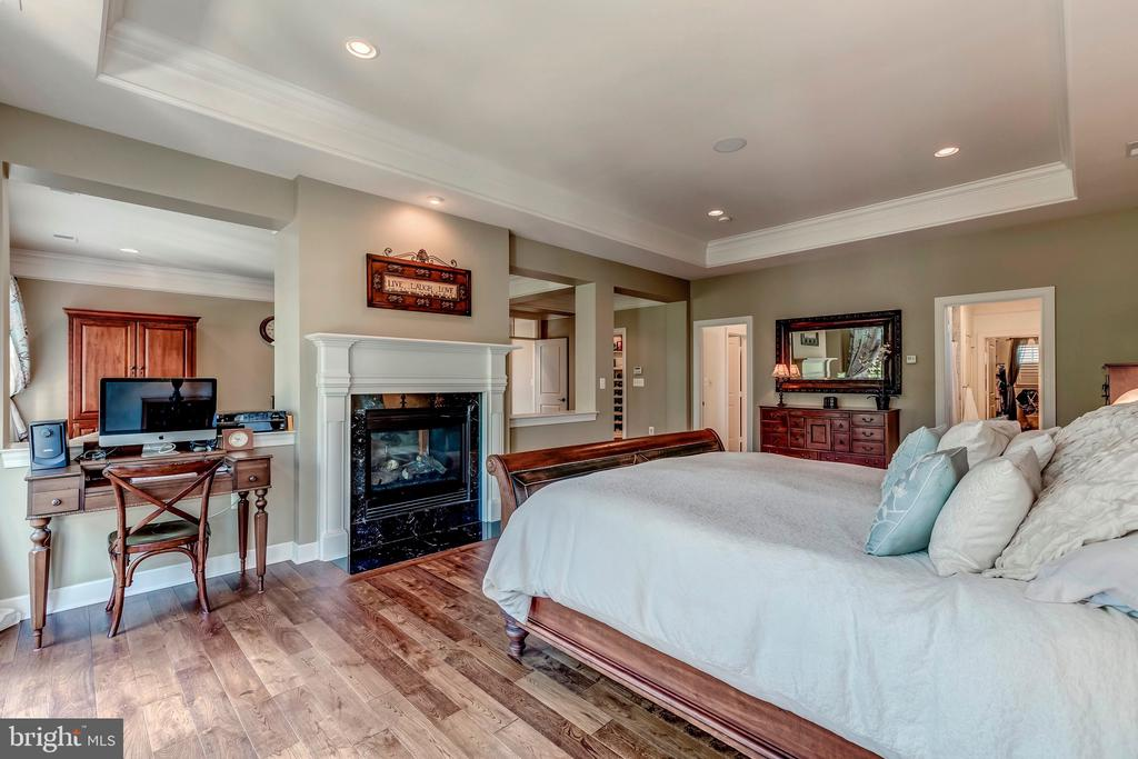 Master Bedroom Suite - 18278 RIVIERA WAY, LEESBURG