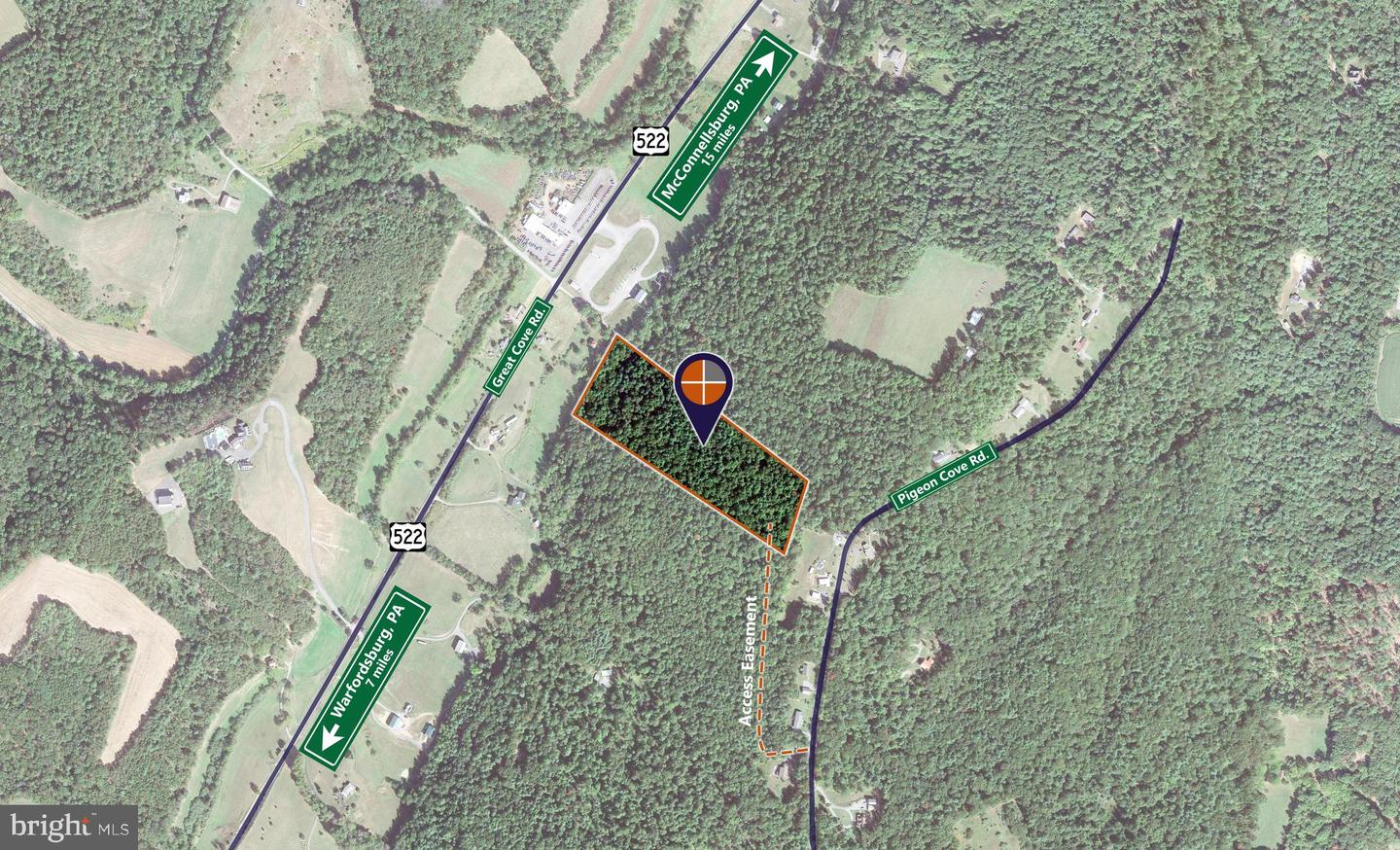 Land for Sale at Needmore, Pennsylvania 17238 United States