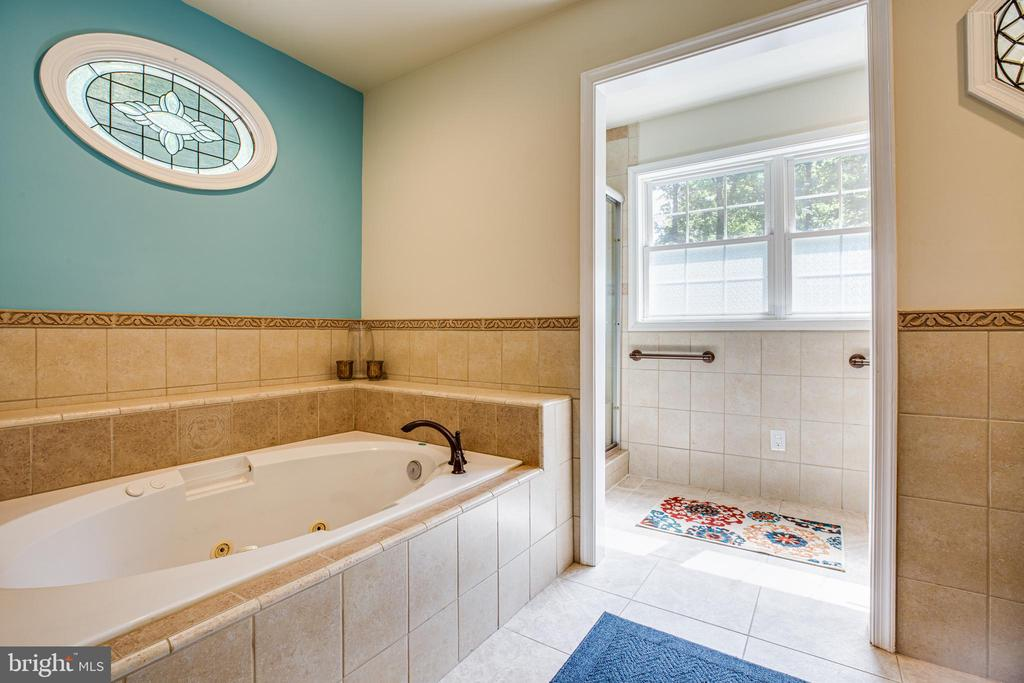 Relax in the Jacuzzi tub - 2720 BROOKE RD, STAFFORD
