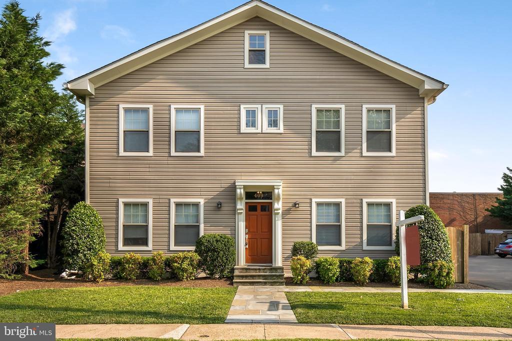 409 E RAYMOND AVENUE  8 22301 - One of Alexandria Homes for Sale