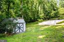 Side Yard View - 2720 BROOKE RD, STAFFORD