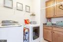 Upper Level Laundry Room - 42463 MADTURKEY RUN PL, CHANTILLY