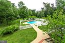 Pool and Spa. - 11256 WAPLES MILL RD, OAKTON
