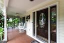 Front Porch - 11256 WAPLES MILL RD, OAKTON