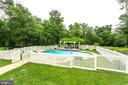 In-ground Pool and Spa. - 11256 WAPLES MILL RD, OAKTON