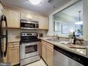 Stainless appliances and granite counters - 1150 K ST NW #309, WASHINGTON