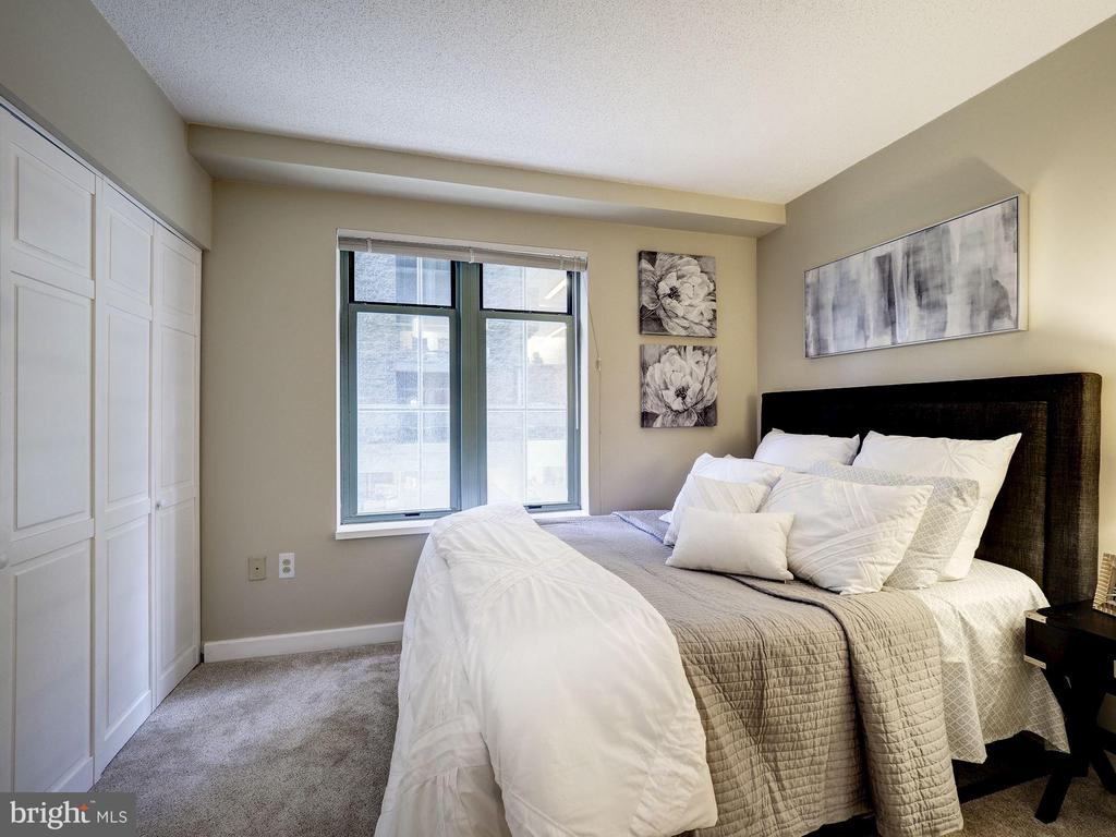 Second bedroom - 1150 K ST NW #309, WASHINGTON