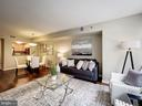 Measured just under 1000 sqft - 1150 K ST NW #309, WASHINGTON