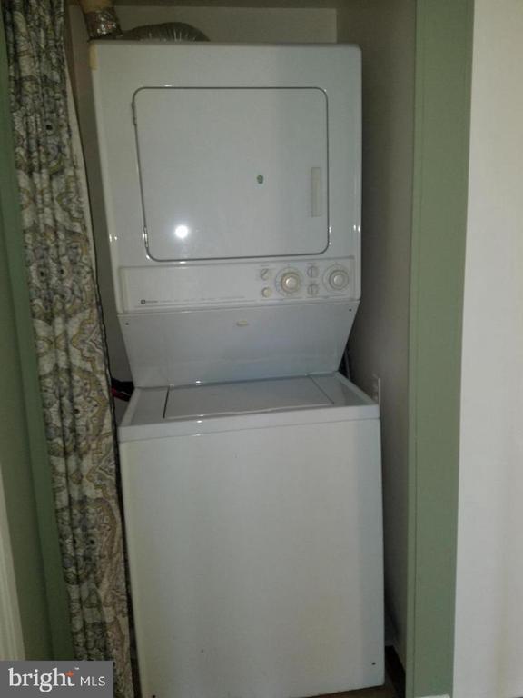 Laundry - 7581 MARGATE CT #203, MANASSAS