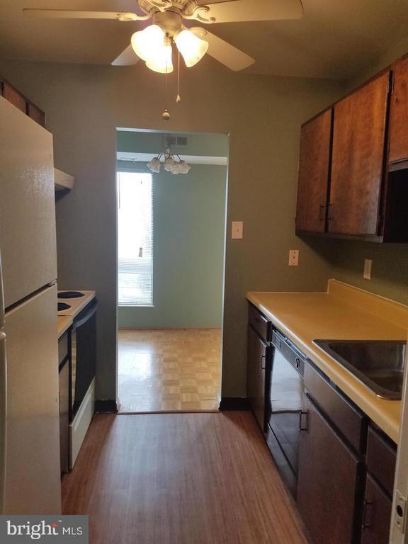 Kitchen - 7581 MARGATE CT #203, MANASSAS